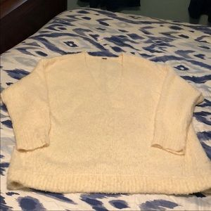 So cozy Free People Sweater